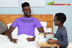 """Ever Wanted To Know The Meaning Behind Some Of Our Caribbean Sayings, Dialect & Patios - Get In The Know & Check Out Our Caribbean Lingo Series By Wearing The Meaning. """"Wha Is De Scene"""" means """"What's Up/How Are You?"""" Thank You For Checking Out Our Official Merchandise for Grenada Entertainment.com"""