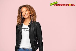 """Ever Wanted To Know The Meaning Behind Some Of Our Caribbean Sayings, Dialect & Patios - Get In The Know & Check Out Our Caribbean Lingo Series By Wearing The Meaning. """"Saga Boy/Girl"""" means """"Flashy/Suave Person."""" Thank You For Checking Out Our Official Merchandise for Grenada Entertainment.com"""