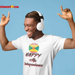 Happy 47th Independence  Grenada Man - T