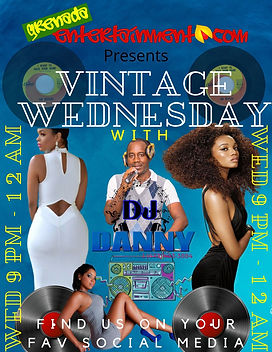 Vintage Wednesdays with Killa Sound
