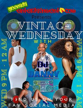 Vintage Wednesdays with Killa Sound