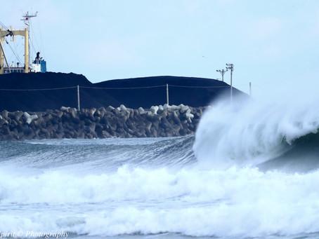 12/25 Sendai New Port Beach