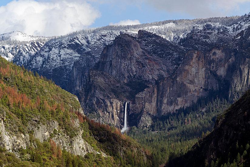 Bridaveil Falls