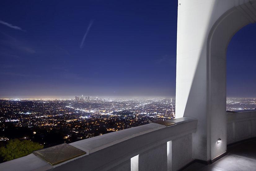 Observatory Blue Night