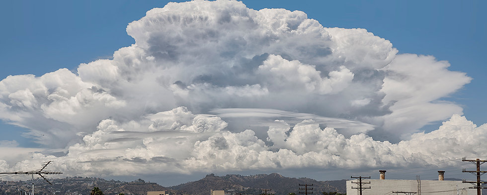 Hollywood Clouds