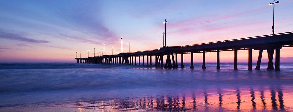 Dreamy Venice Pier - Venice California