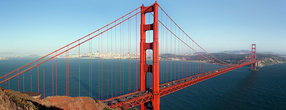 The Golden Gate - San Francisco, CA