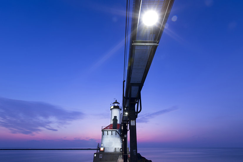 East Pierhead Lighthouse
