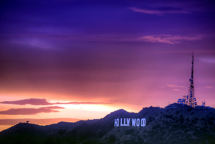 Hollywood Twilight