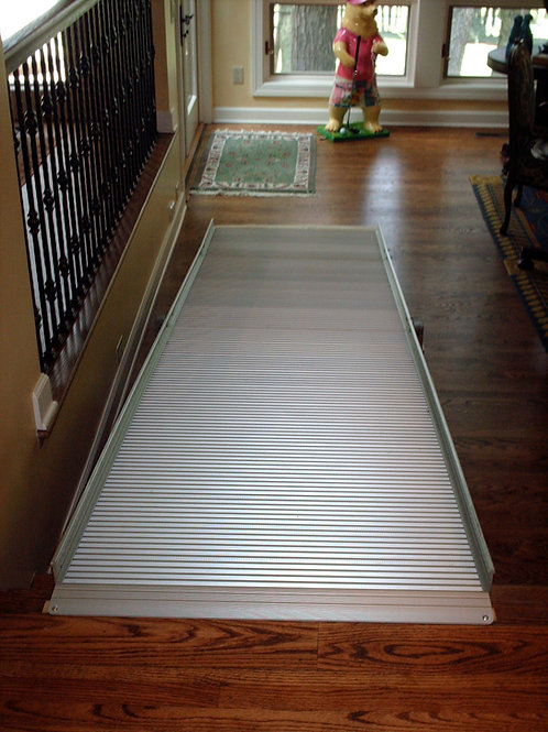 Aluminum Ramp Components