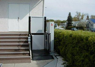 wheelchair lifts for your home