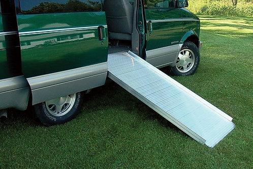 Vehicle Folding Ramp - Aluminum                   ON  SALE  NOW  !
