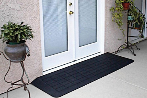 Rubber Threshold Ramps Large        ON SALE !