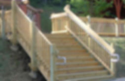 Wheelchair Ramp Handrails