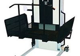 Portable Wheelchair Lift
