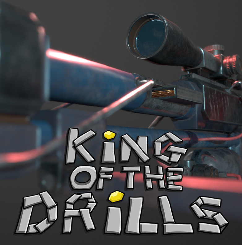 King of the Drills - Mole Sniper Rifle