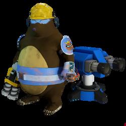 Engineer Mole