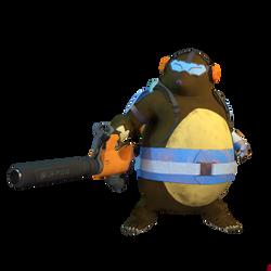 Tank Mole