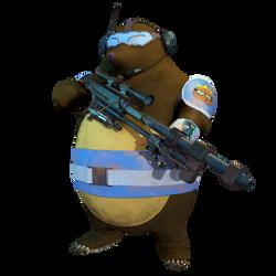 Sniper Mole