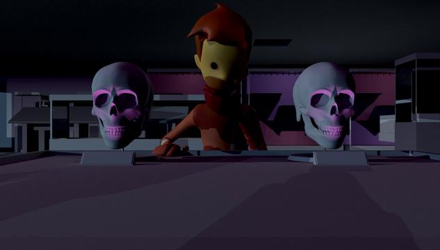 Narrative Animation