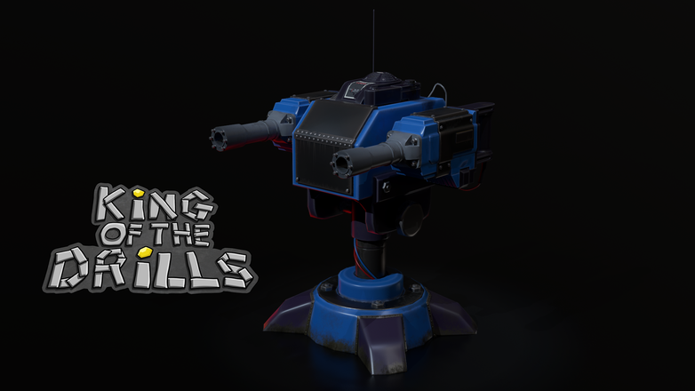 King of the Drills - Turret