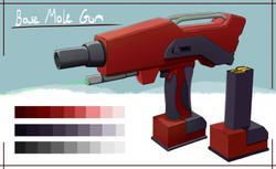 Basic Mole Gun