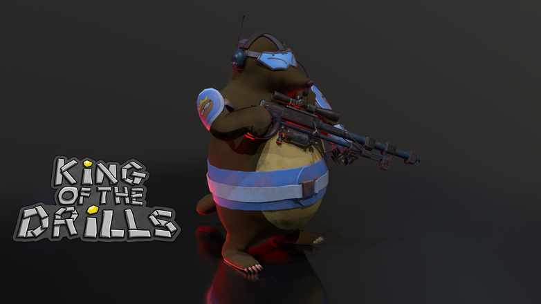 King of the Drills - Mole Animations