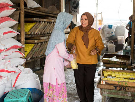 This Indonesian bank puts financing for women on the menu