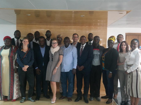 Investors, agriculture experts discuss investment opportunities in Nigeria at SAFIN workshop