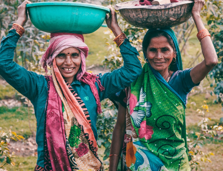 India's women farmers are becoming entrepreneurs