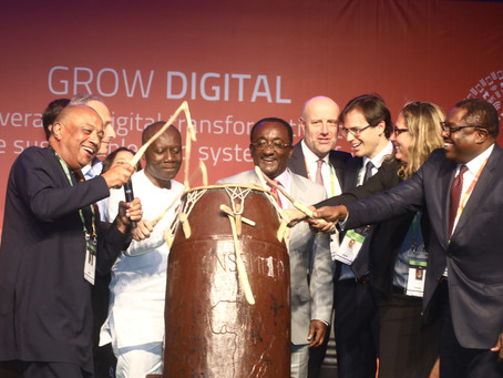 Agribusiness Deal Room at AGRF 2019 secures over $200 Million in agribusiness venture capital
