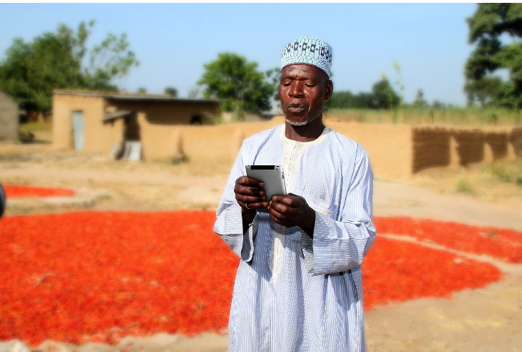 Payment Systems: Abdul holding some of his cash