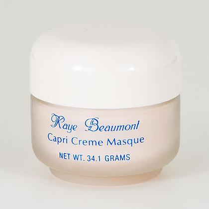 Capri Crème Masque