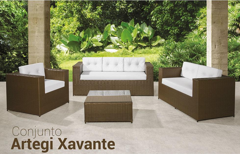 Conjunto Artegi Xavante