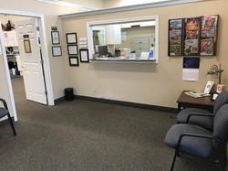 Commerce Waiting Room