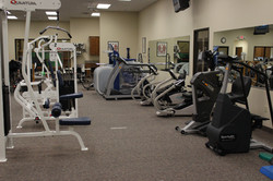 Hulsey Therapy Greenville-Gym
