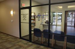 Halsey Greenville - Front Entrance
