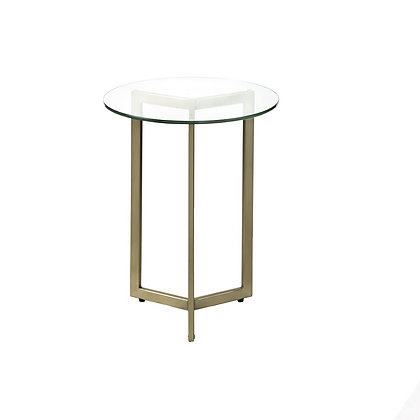 Gold Touch Accent Table