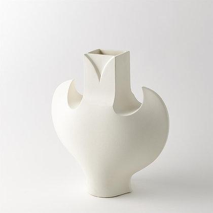 Sculptural Vase -Short