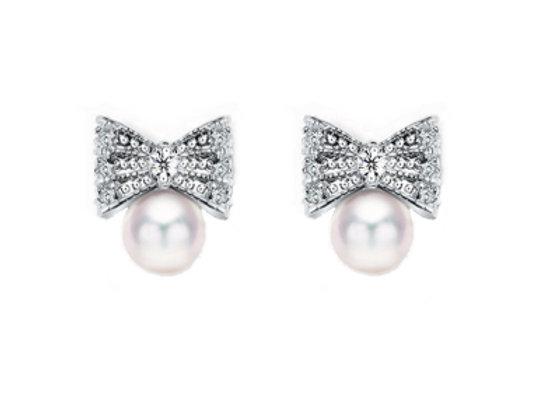 Rosie Bow Earrings