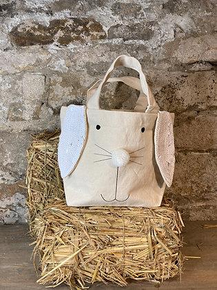 Bun Bag White