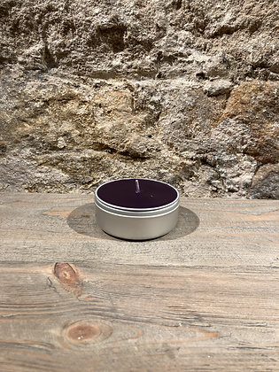 Violet & Black Pepper Small Tin