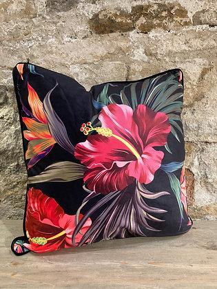 Hibiscus Cushion