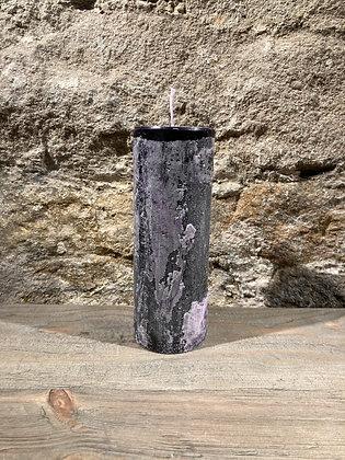 Violet & Black Pepper Tall Pillar