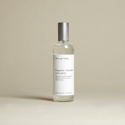 Bergamot & Lavender Room Spray Plum & Ashby