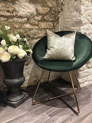Soft Sage Pebble Cushion