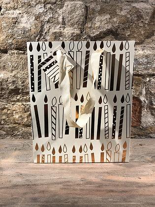 Candle Gift Bag
