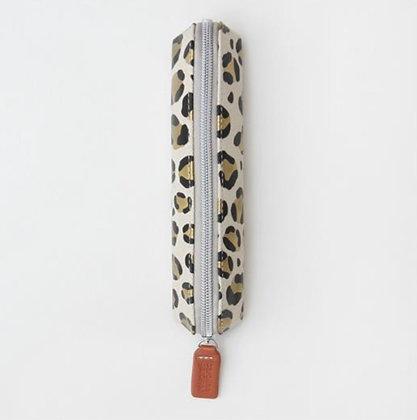 Leopard Zip Case