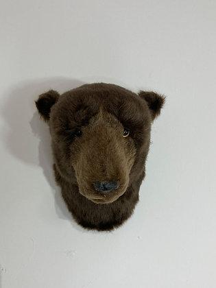 Faux Bear Head
