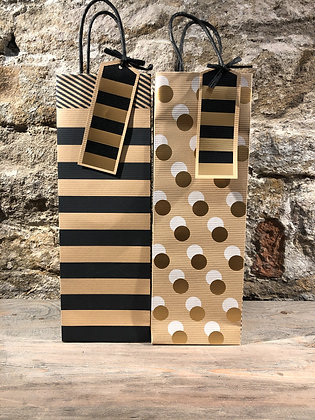 Craft Paper Bottle Bags